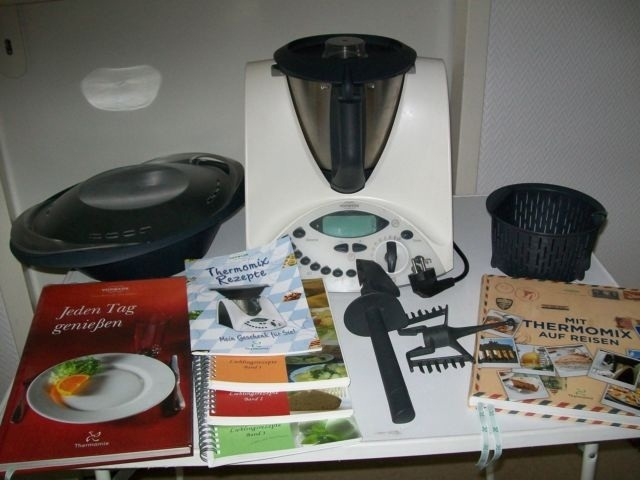THermomix version Allemand